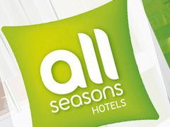 All Seasons Hôtel - Brochure